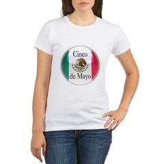 Cinco de Mayo Organic Women's T-Shirt