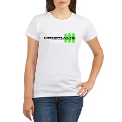 green Organic Women's T-Shirt