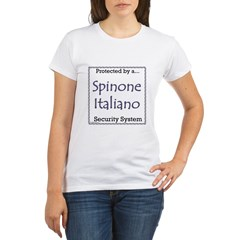 Spinone Security Organic Women's T-Shirt