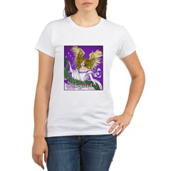 Angel of the Unlimited - Organic Women's T-Shirt