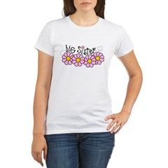 Daisy Big Sis Organic Women's T-Shirt