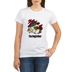 The Dogfather Organic Women's T-Shirt
