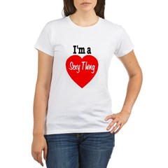 sexything Organic Women's T-Shirt