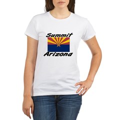 Summit Arizona Organic Women's T-Shirt