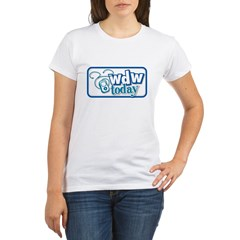 WDW Today Organic Women's T-Shirt