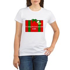 Jingle-Wear Organic Women's T-Shirt