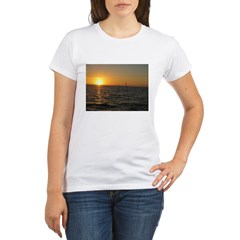 Sunset Organic Women's T-Shirt