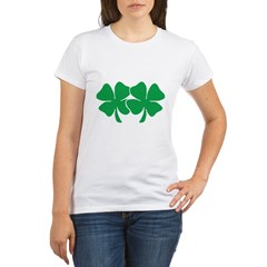 Touch My Lucky Charms Organic Women's T-Shirt