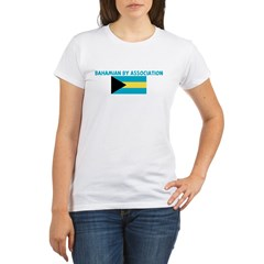 BAHAMIAN BY ASSOCIATION Organic Women's T-Shirt