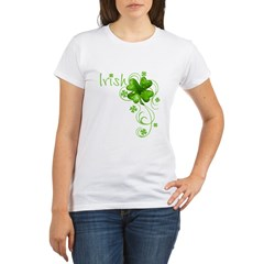 Irish Keepsake Organic Women's T-Shirt