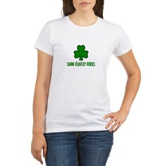 O' bailey rocks Organic Women's T-Shirt