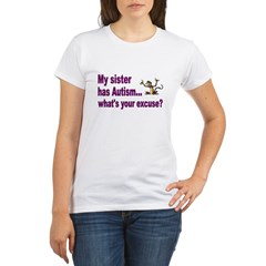 My Sister Organic Women's T-Shirt