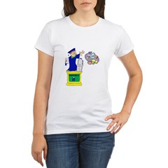 Magical Pharmacist Graduate Organic Women's T-Shirt