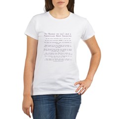 Fibro Group Convention Organic Women's T-Shirt