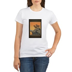 The National Parks Preserve W Organic Women's T-Shirt