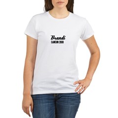 Cancun Organic Women's T-Shirt