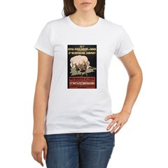 ww1blackwatch Canada Organic Women's T-Shirt