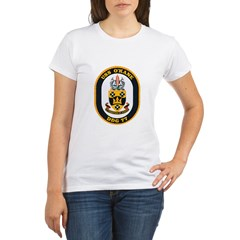 USS O'Kane DDG-77 Organic Women's T-Shirt