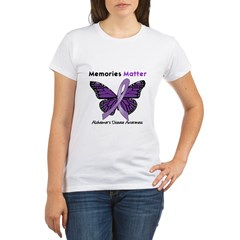 AD Memories v2 Organic Women's T-Shirt