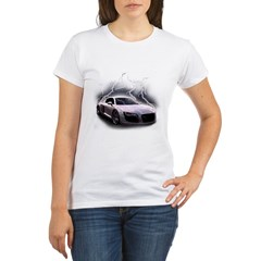Joels car Organic Women's T-Shirt