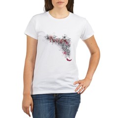 Twilight Dazzle Organic Women's T-Shirt