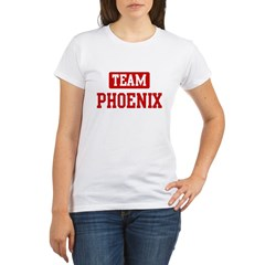 Team Phoenix Organic Women's T-Shirt