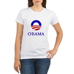 Obama Organic Women's T-Shirt