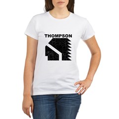 Thompson High Warriors Organic Women's T-Shirt