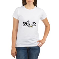 26.3 Daisey Design Organic Women's T-Shirt