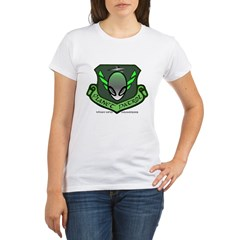 Planet Patrol Organic Women's T-Shirt