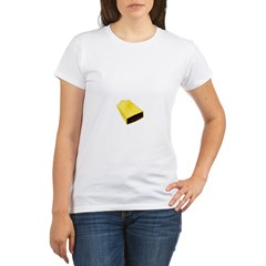 More Cowbell Fever Organic Women's T-Shirt