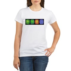 Seasons (Winter) Organic Women's T-Shirt