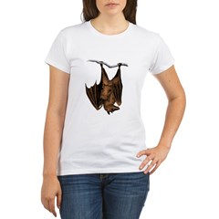 Flying Foxes Organic Women's T-Shirt