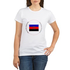 """Variety of Spice"" Organic Women's T-Shirt"