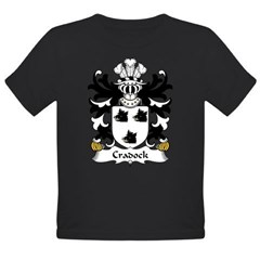 Cradock (of Swansea) Organic Toddler T-Shirt (dark)