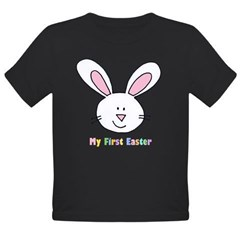 1st Easter Organic Toddler T-Shirt (dark)