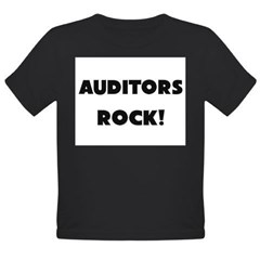 Auditors ROCK Organic Toddler T-Shirt (dark)