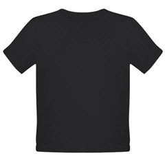 Cow Organic Toddler T-Shirt (dark)
