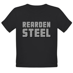 Rearden Steel Organic Toddler T-Shirt (dark)