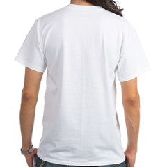 Pattee & Seal White T-Shirt