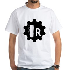 Industrial Revolution White T-Shirt