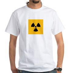 Radioactive White T-Shirt