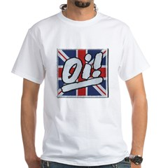 Oi White T-Shirt