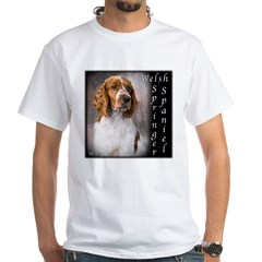Welsh Springer Spaniel White T-Shirt