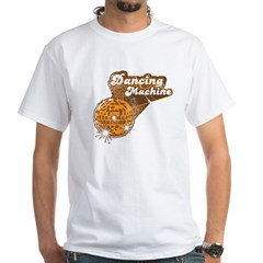 Dancing Machine White T-Shirt