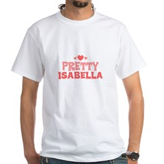 Isabella White T-Shirt