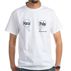 Marco-Polo White T-Shirt