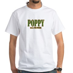 CLICK TO VIEW military White T-Shirt