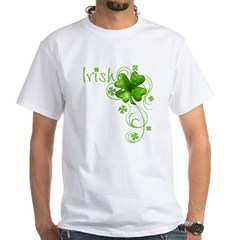 Irish Keepsake White T-Shirt