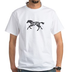 Organic Cotton Tee White T-Shirt